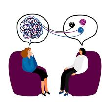 A therapist can help you untangle life struggles.