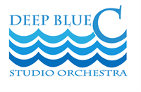 """A Christmas to Remember featuring the Deep Blue """"C"""" Studio Orchestra"""