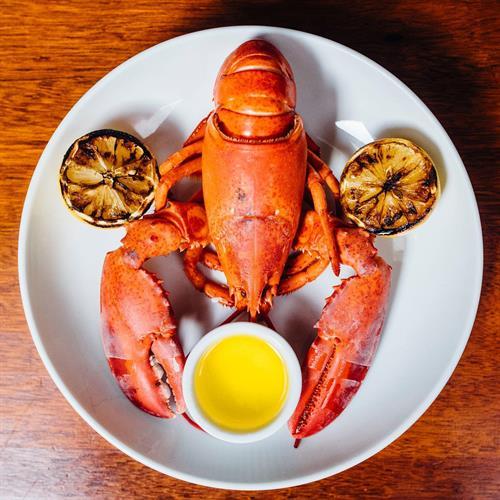 Maine Lobster at Jonathan's Ogunquit
