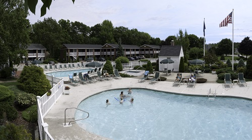 Juniper Hill Inn Outdoor Pool
