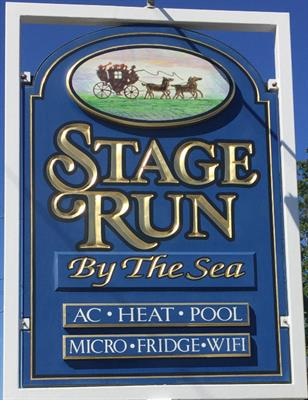 Stage Run by the Sea