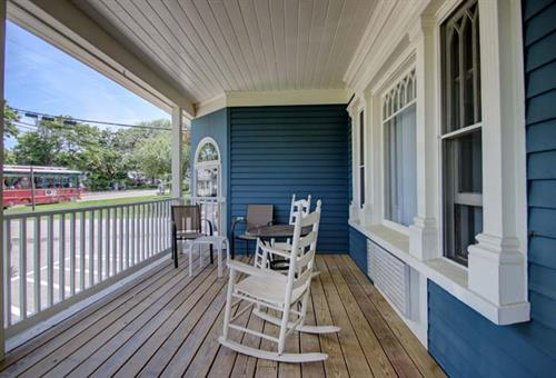 Most Rooms Have Decks Or Porches