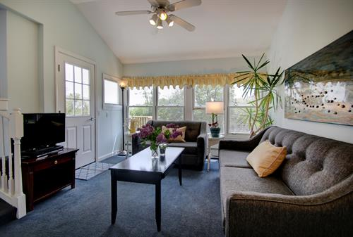 Sunroom in the Renovated 4 Bedroom Home - Offsite location