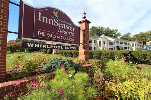 The Falls at Ogunquit welcomes you!
