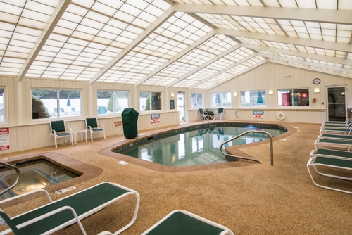 Gorges Grant Hotel Indoor Pool