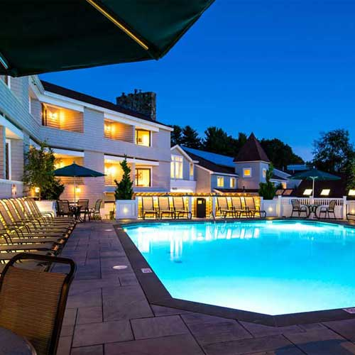 Meadowmere Resort Central Ogunquit Experience
