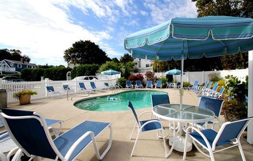 Quiet Outdoor Pool