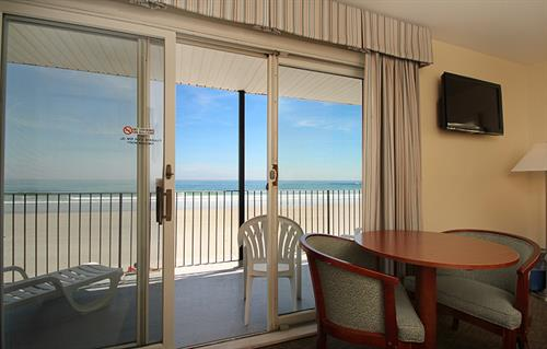 Oceanfront Balcony Room