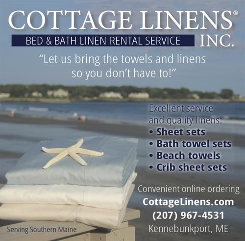 Cottage Linens Vacation Needs Rentals Short Term Rentals