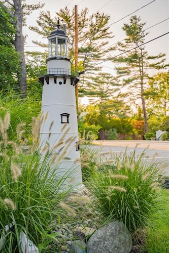 Our lighthouse!
