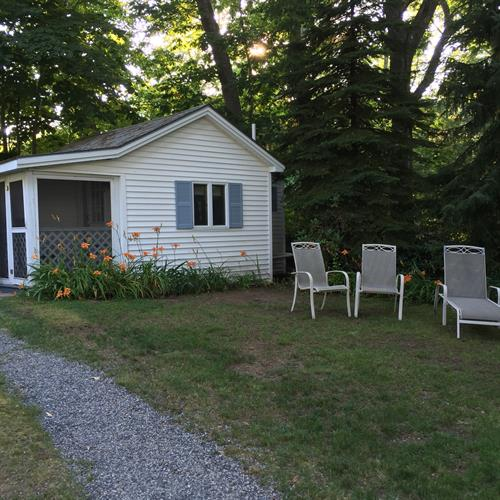 Sandpiper Cottage - sleeps 2