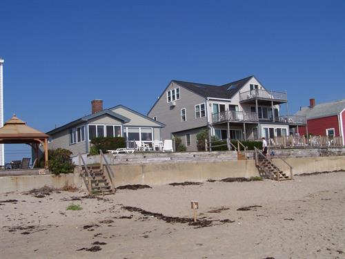 Ocean Dunes Beachfront