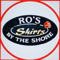 Ro's Shirts by the Shore