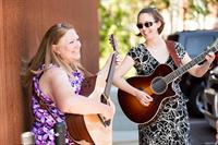 Women's Weekend Coffeehouse hosted by Woo Girls Acoustic Duo
