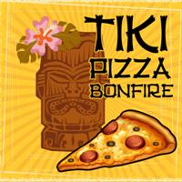 Women's Weekend Tiki Pizza Party Bonfire