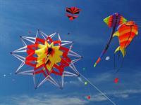 The Capriccio Festival of Kites at Ogunquit Beach
