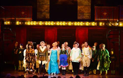 Youth Programming - Junior Players production of Frozen (2019)