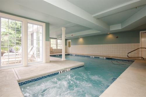 Sea Rose indoor pool