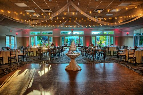 Maine Ballroom Wedding Receptions