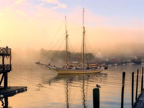 Boothbay Morning