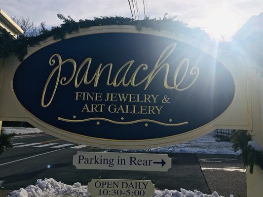Panache Fine Jewelry and Art Gallery