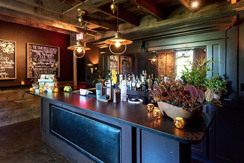 Interior Theatre Bar