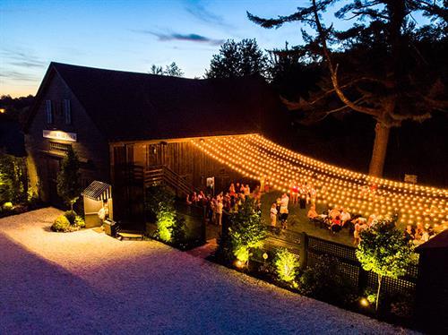 Exterior & Rustic Garden Bar