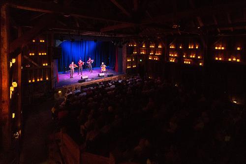 Interior Vinegar Hill Music Theatre