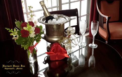 Valentine's Day at the Hartwell House Inn