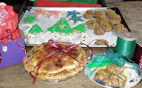 Charlene's Christmas Cookies