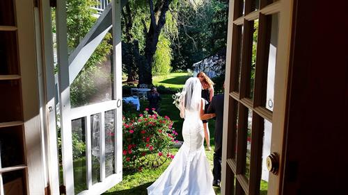 Wedding at the Hartwell House Inn