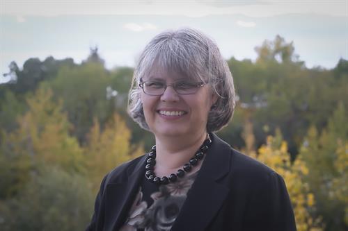 BRENDA THOMPSON: Secretary Treasurer