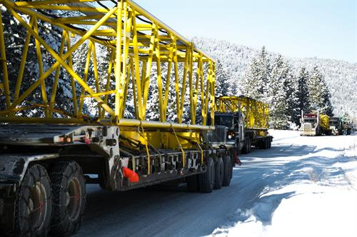 Crane Convoy