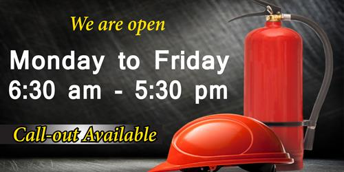 Our store hours are: