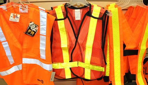 Hi viz safety vests