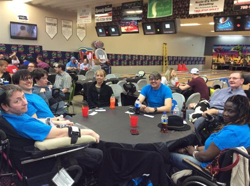 2018 Rollin' Bowlers at the Bowling Stone's Entertainment Centre