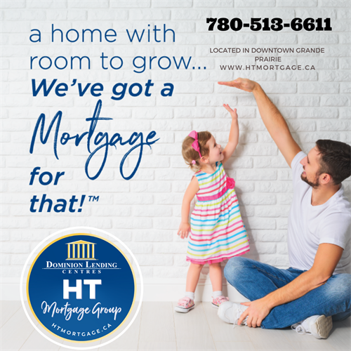 Grande Prairie Mortgages