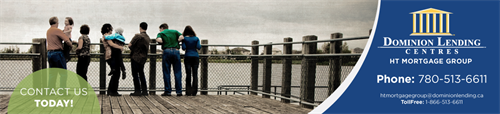Our website banner features a picture taken at Crystal Lake here in Grande Prairie