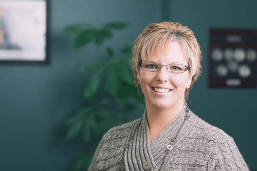 Veronica Dougherty, Senior Branch Office Administrator