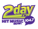 104.7 2day.FM Grande Prairie's Hit Music Show