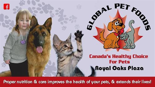 Global Pet Foods Grande Prairie