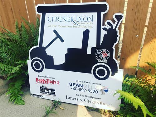 Chrenek Dion & Associates Sign