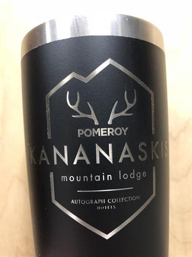 Pomeroy Kananaskis Mountain Lodge Laser Engraved Yeti™ Mug