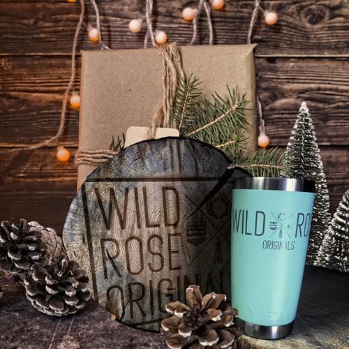 Wild Rose Originals Laser Engraved Yeti™ Mug