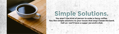 Simple Solutions for your Human Resources issues.