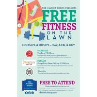 Free Fitness on the Lawn