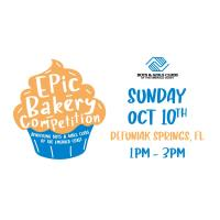 Epic Bakery Competition
