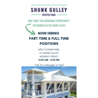 Shunk Gulley Oyster Bar 30A