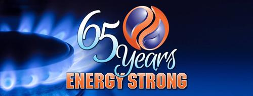 65 Years Energy Strong