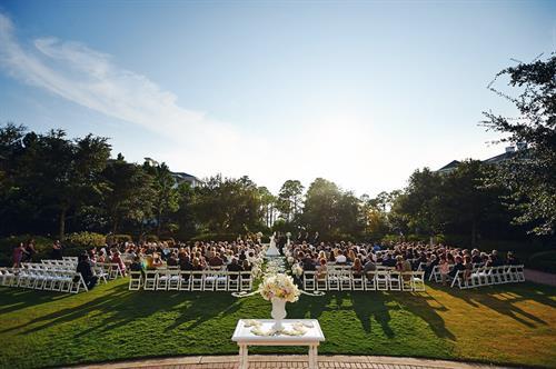 Sandestin Wedding